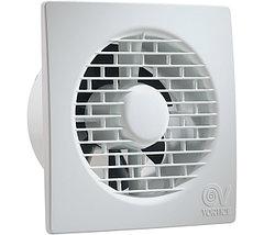 Осевые вытяжные вентиляторы серии Punto Filo