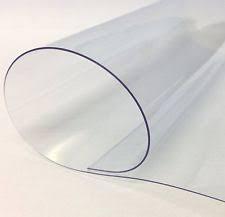 PVC 1.0 прозрачный