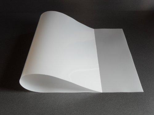 PVC листовой белый 2.0