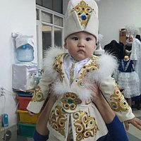 """Детский костюм для мальчиков """"Тұсаукесер """""""