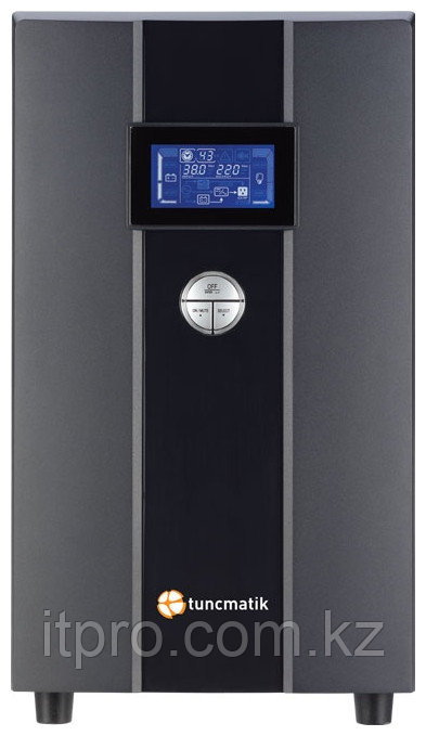 ИБП Tuncmatik/Newtech Pro/On-Line/Smart, 4 schuko, LCD/2 000 VА/1 600 W