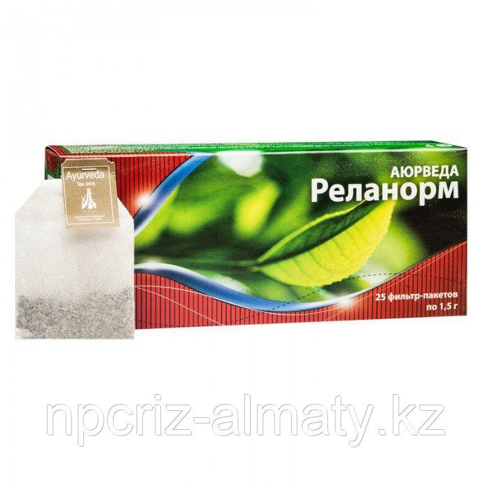 РЕЛАНОРМ чай для центральной нервной системы, противострессорный
