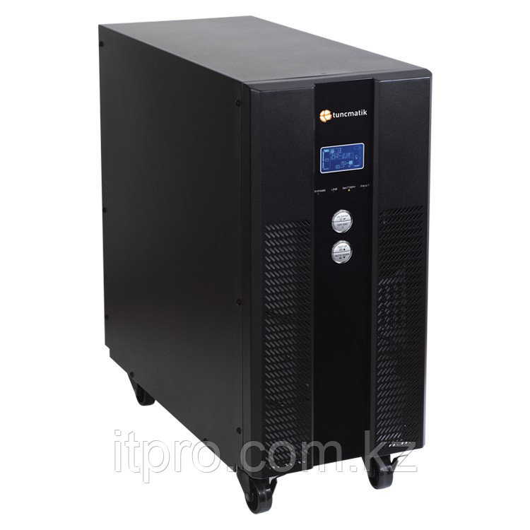 ИБП Tuncmatik/Newtech Pro X9/On-Line/1/1 Phase/6 000 VА/4 800 W/without battery