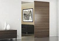 Шина Design 80-M для мягких полов, алюминий, серебро, 2200 мм