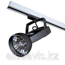 Светильники направленного освещения 4-линейные, трековые светильники, металогалогенновые
