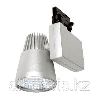 Трековый светильник, светильник направленного освещения 4-линейный, металогалогенновый