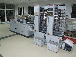 Horizon VAC-100ac+SPF-200FC-200 б/у 2008г - листоподборочная линия