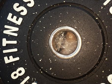 Бамперные блины для Кроссфита вес 10 кг, фото 2