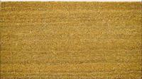 Коврик кокос на ПВХ основе Аквалиния 45*75 (KGDM 20)