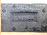 Коврик резиновый Welcome Аквалиния 40*60 (KGRM 019)