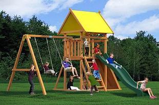 Детские игровые площадки MoyDvor