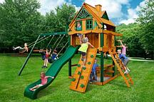 Большой деревянный форт Playnation «Солнечный луч»