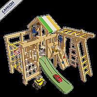 Детская игровая кровать-чердак Самсон Валли