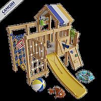 Детская игровая кровать-чердак Самсон Немо