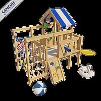 Детская игровая кровать-чердак Самсон Дори