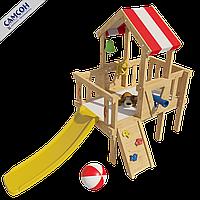Детская игровая кровать-чердак Самсон Венди