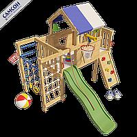 Детская игровая кровать-чердак Самсон Винни