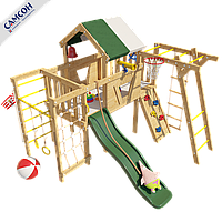 Детская игровая кровать-чердак Самсон Патрик