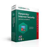 Антивирус Kaspersky Internet Security (3 ПК / 1 Год)