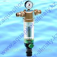 F76S-1 1/4AA (AB/AC/AD), Фильтр для холодной воды с обратной промывкой. Сетка 100(20/50/200) мкм