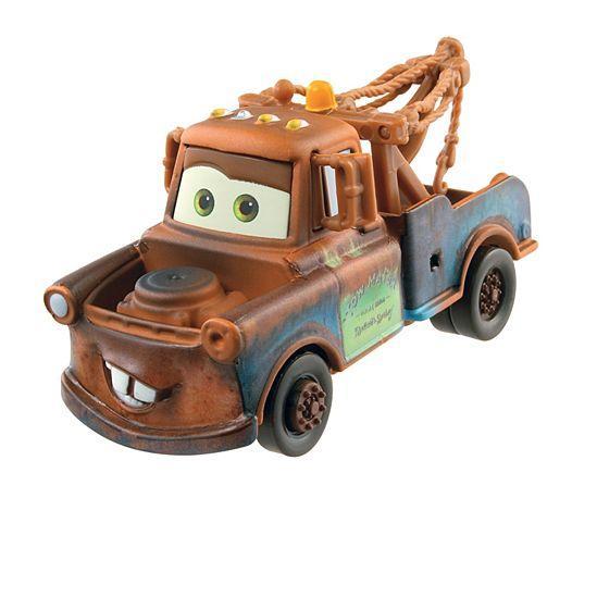 Машинка Cars 3 Мэтр
