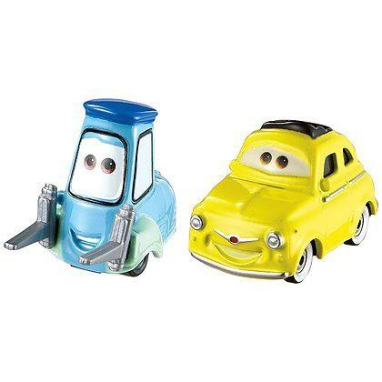 Машинка Cars 3 Гвидо и Луиджи