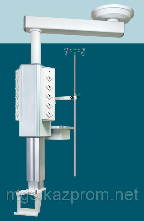 Анестезиологическая потолочная консоль одноплечевая мод. TPF- A