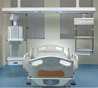 Консоль потолочная прикроватная типа Мост с плечевым блоком мод. TP-ICU-B