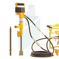Гидромолоток отбойный Caiman BH112V, ручной (пика в комплекте)