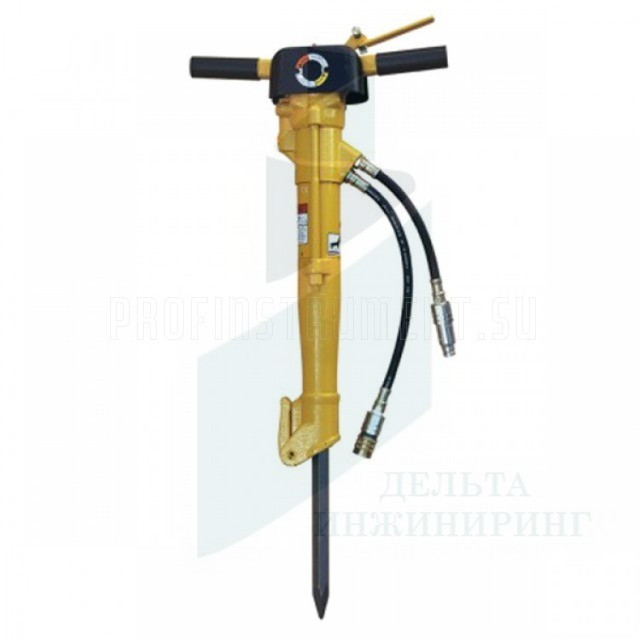 Гидромолоток отбойный Caiman BH161V, ручной (пика в комплекте)