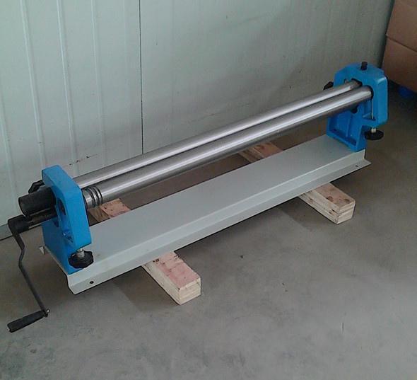 Вальцовочный станок SRW-1000 ручной