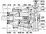 Гидравлический поршневой насос 400SCY14-1B, фото 3