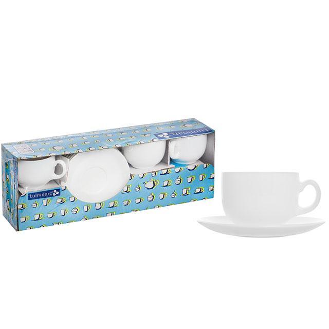 Чайный cервиз Luminarc Diwali из 12 предметов (D8222