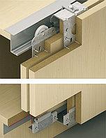 Механизм 3-х раздвижных дверей Slido Classic 50 VF P. Толщина дверей 22-25 мм. С фиксацией средней двери., фото 1