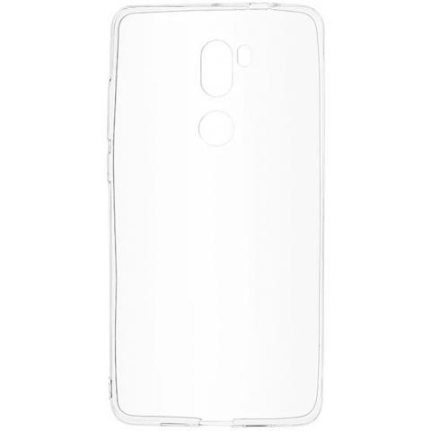 Чехол для смартфона Xiaomi Mi5S Plus Белый (Прозрачный) - фото 1