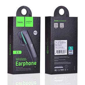 Гарнитура Bluetooth Hoco E1, фото 2