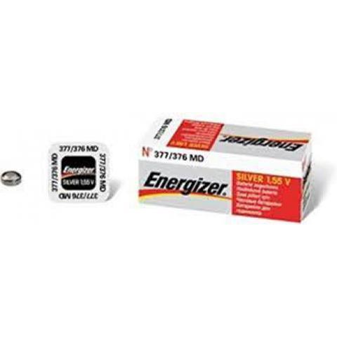 Элемент питания Energizer SILV OX 317-1Z 1 штука в упаковке