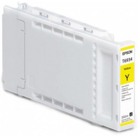 Картридж Epson C13T693400 желтый