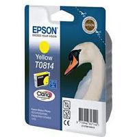 Картридж Epson C13T11144A10 (0814) R270/290/RX590 HIGH Желтый