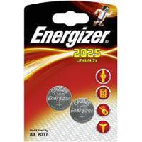 Элемент питания Energizer CR2025 2 штуки в блистере