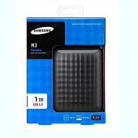 Внешний жесткий диск HDD 1Tb Seagate (STSHX-M101TCBM)