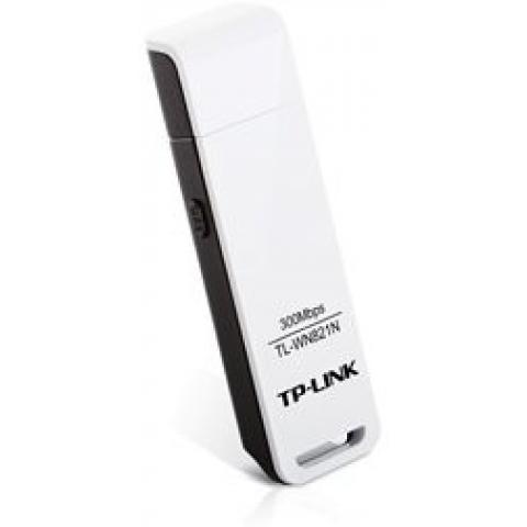 Адаптер USB TP-Link TL-WN821N(RU) Беспроводной сетевой