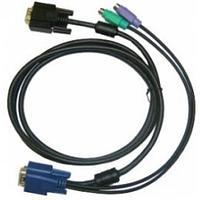 Кабель KVM D-Link DKVM-IPCB5/10 для устройств DKVM-IP1/IP8