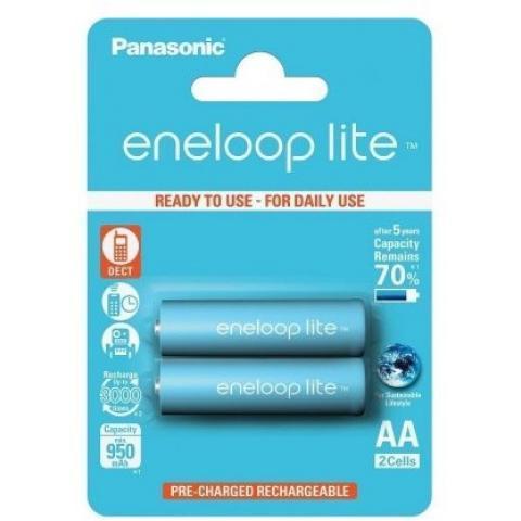 Аккумулятор Panasonic eneloop Lite AA 950 mAh