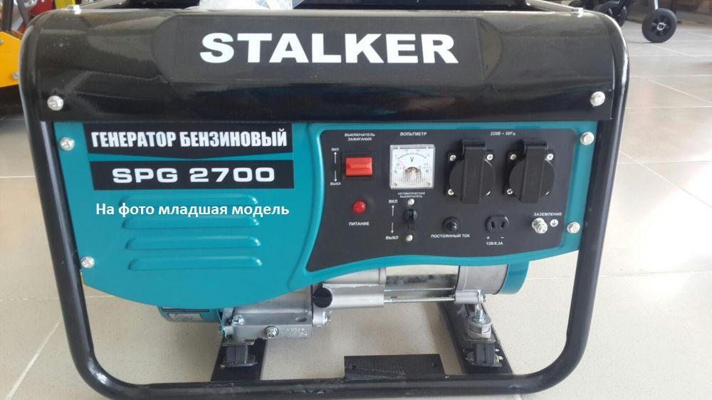 Бензиновый генератор SPG 4000 Stalker