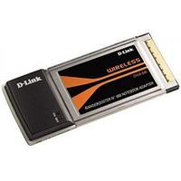 CardBus адаптер D-Link DWA-645 Беспроводная
