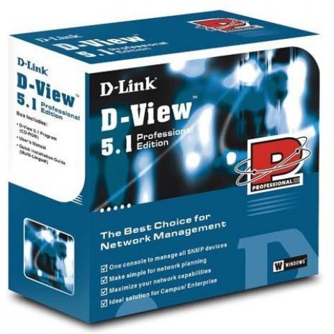ПО для коммутаторов D-Link DS-510P