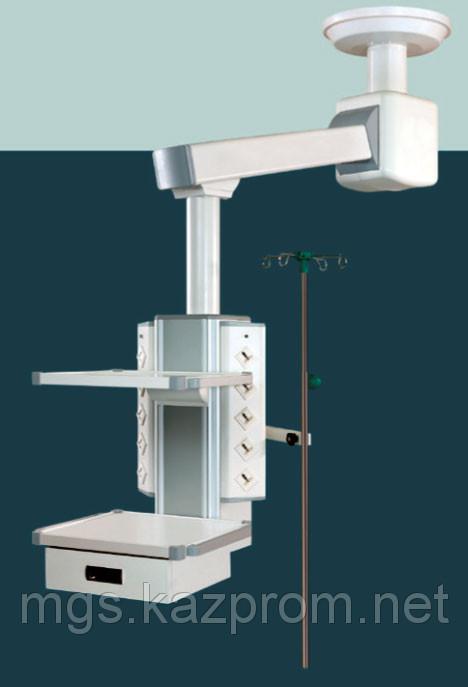 Консоль потолочная установочная одноплечевая с сервоприводом мод. TPE-1