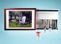 Стационарное оборудование для лечебного газоснабжения