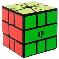 Скоростной Кубик QiYi X-Man Design Volt Square-1 black Скваер Икс мен
